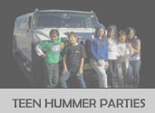 Hire a Hummer in Sydney for Teen Birthdays