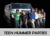 Teen Hummer Parties in Sydney