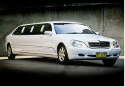 formal limousine hire - wedding car hire sydney
