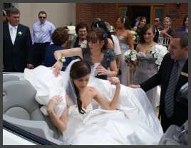 Weddings with HF Wedding and Hire Cars